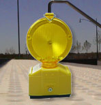 Photo of traffic control light. View our traffic control products